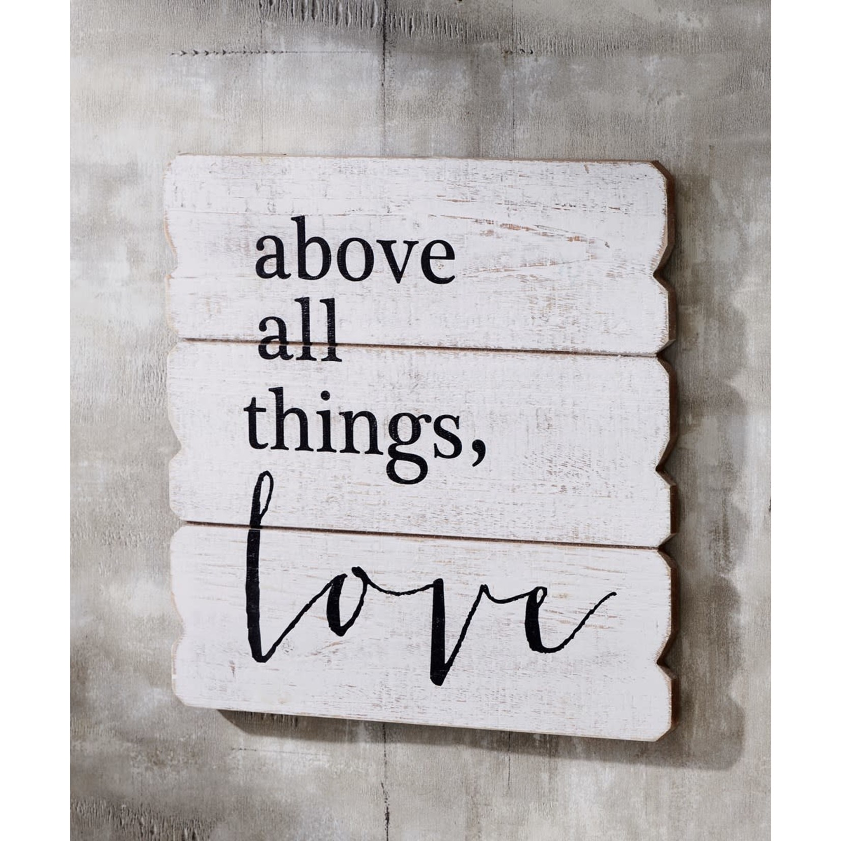 Above All Things - Wall Art