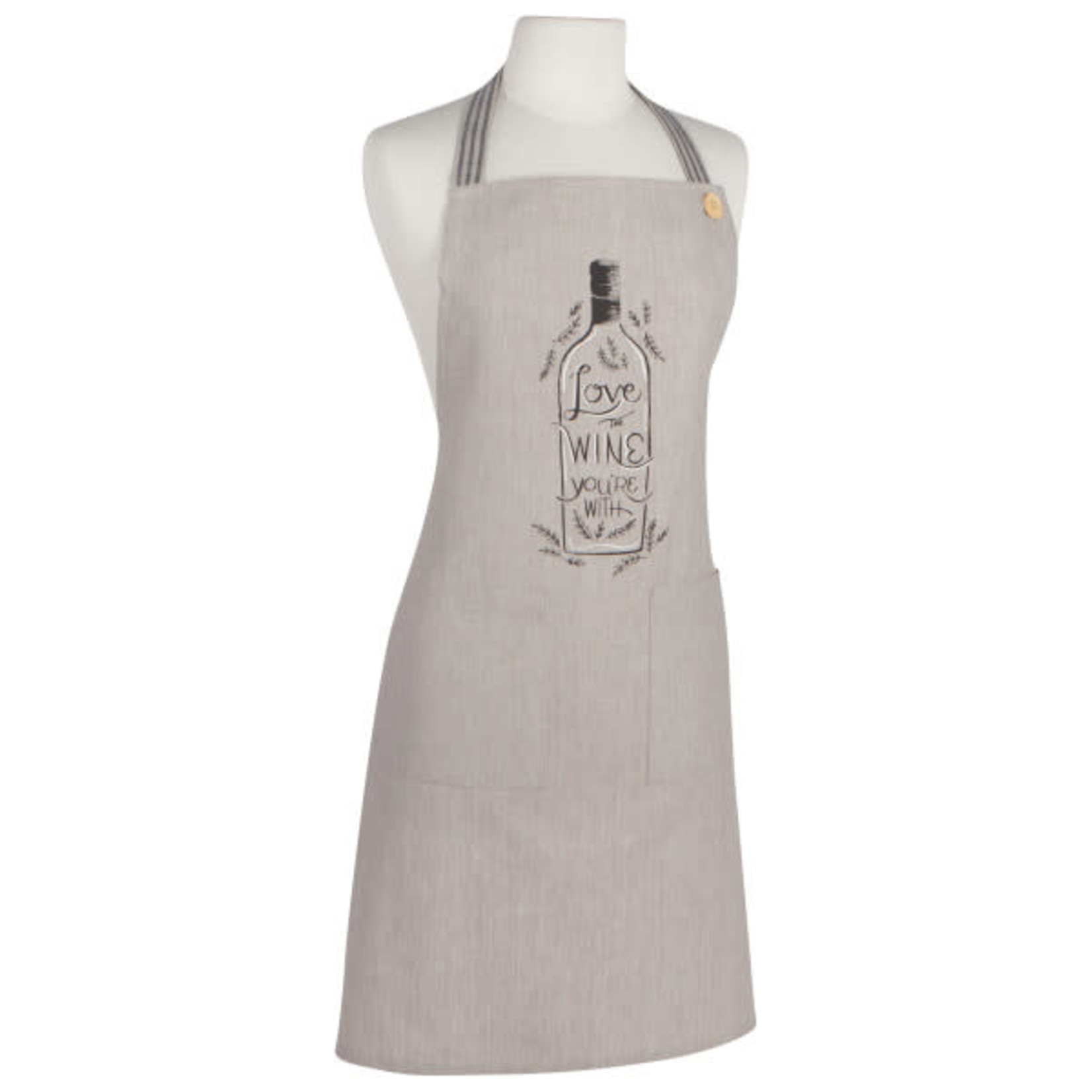 Love The Wine You're With - Apron