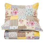 Loona Flowered Quilt - Double/Queen