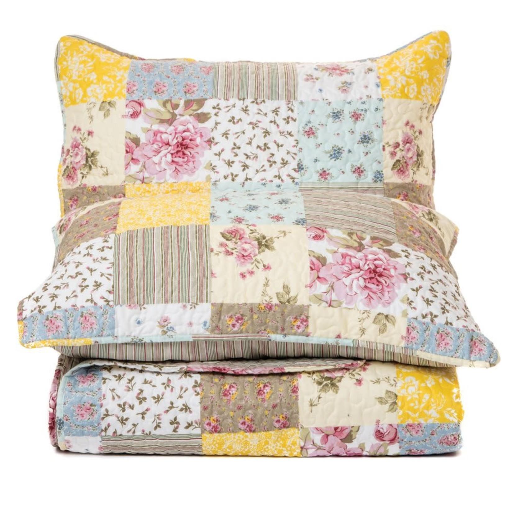 Loona Flowered - Double/Queen Quilt