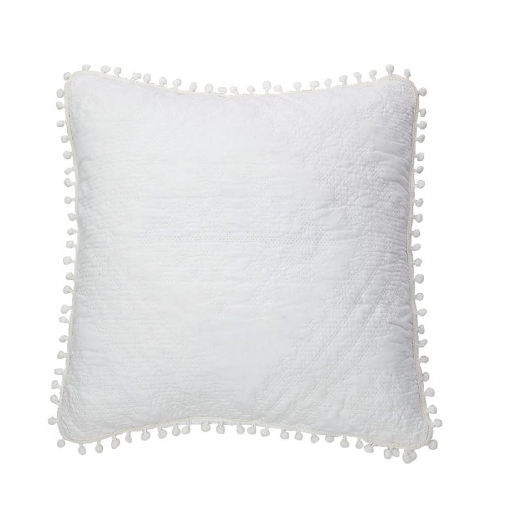 Ethos White Cushion Cover