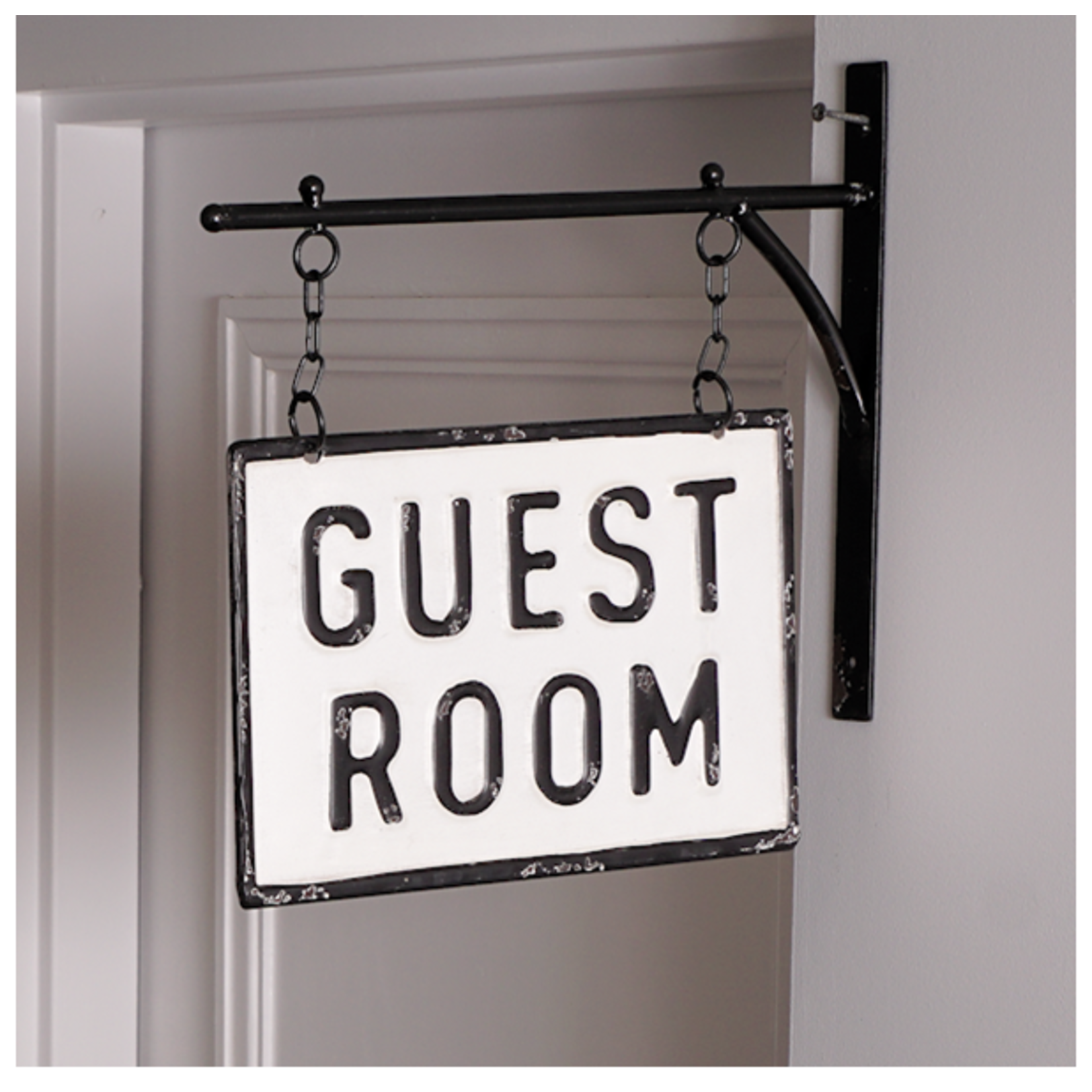 Guest Room Sign