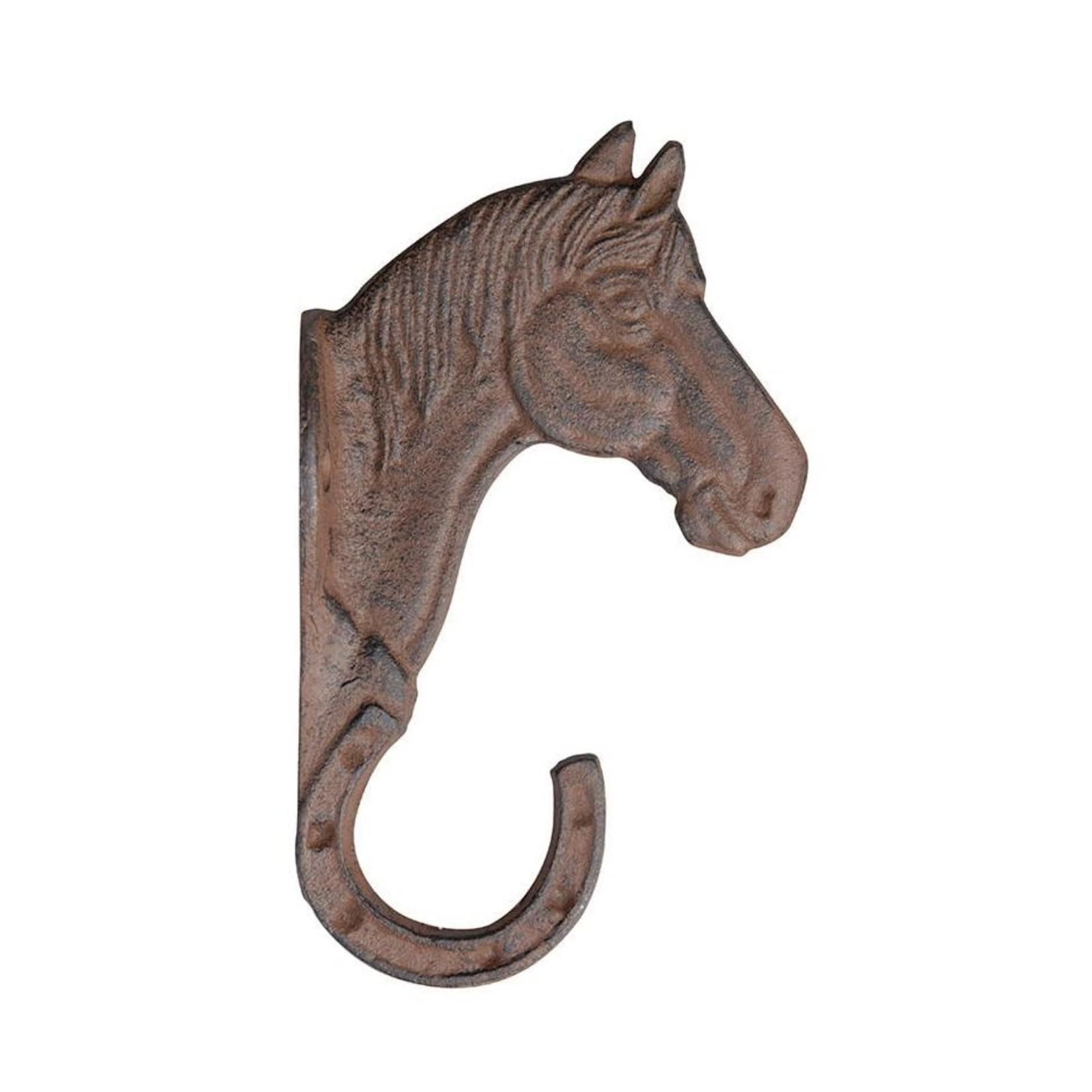 Horse - Cast Iron Hook