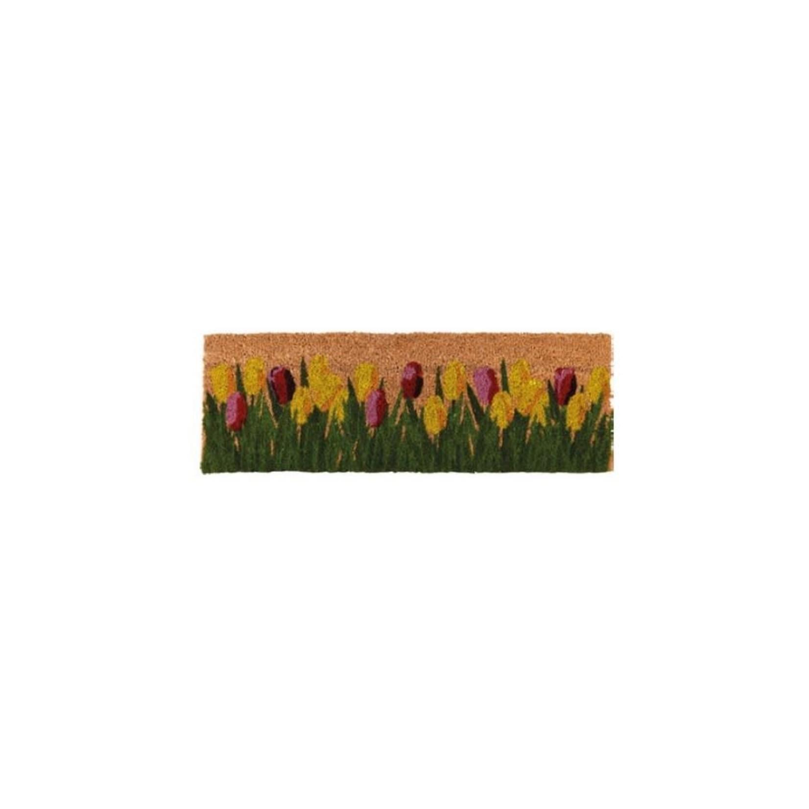 Coir Tulip Doormat