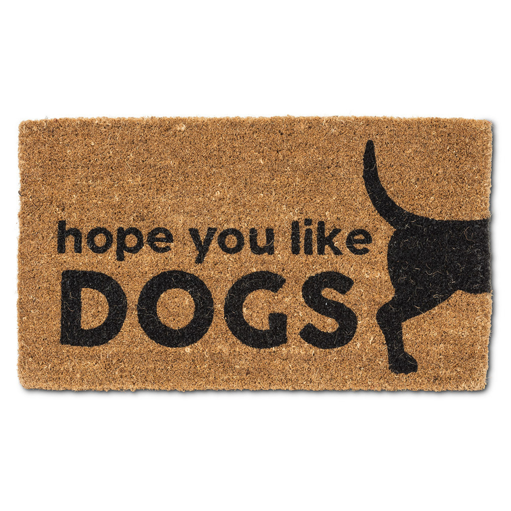 Hope You Like Dogs -  Doormat