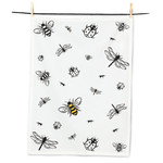 All Over Insect Tea Towel