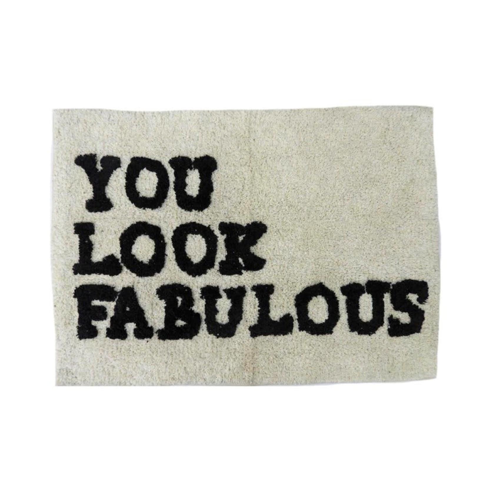 You Look Fab - Bathmat