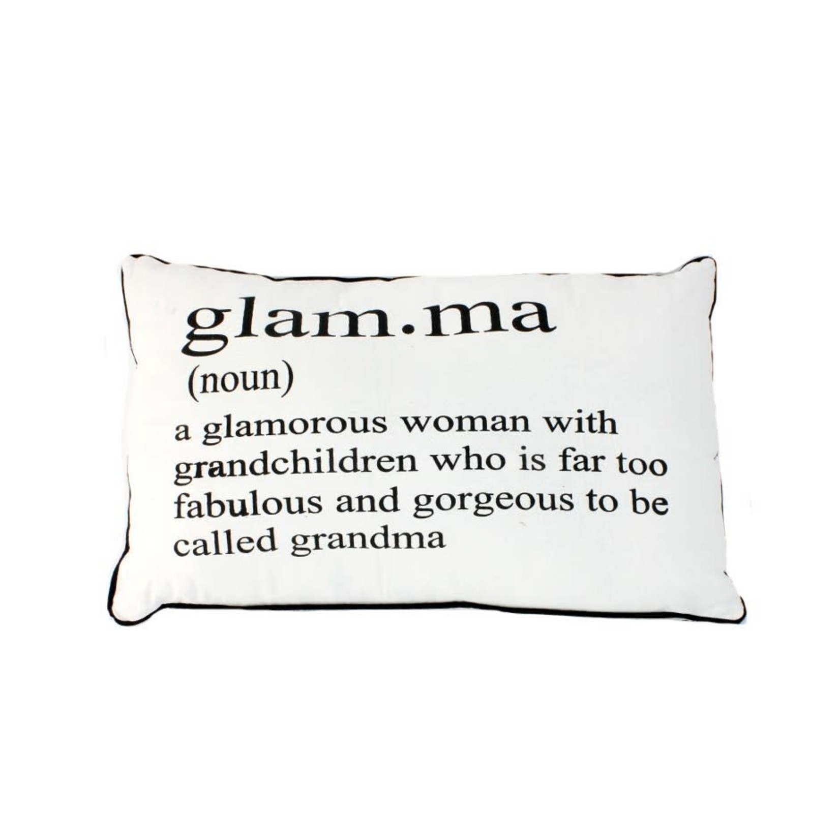 Glamma Definition Pillow