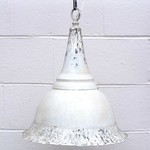 Scalloped Dome Light