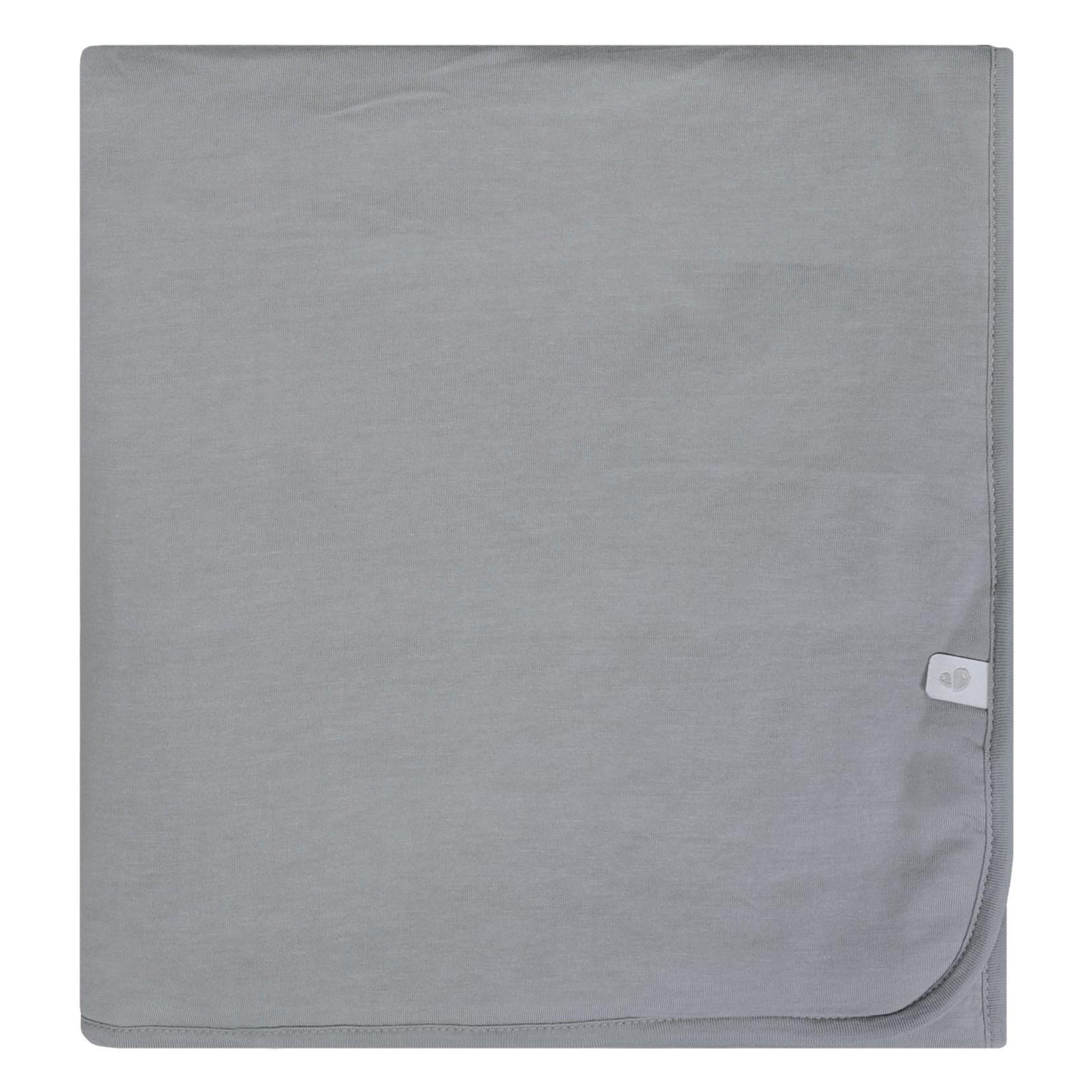 Bamboo Blanket - Pebble Grey