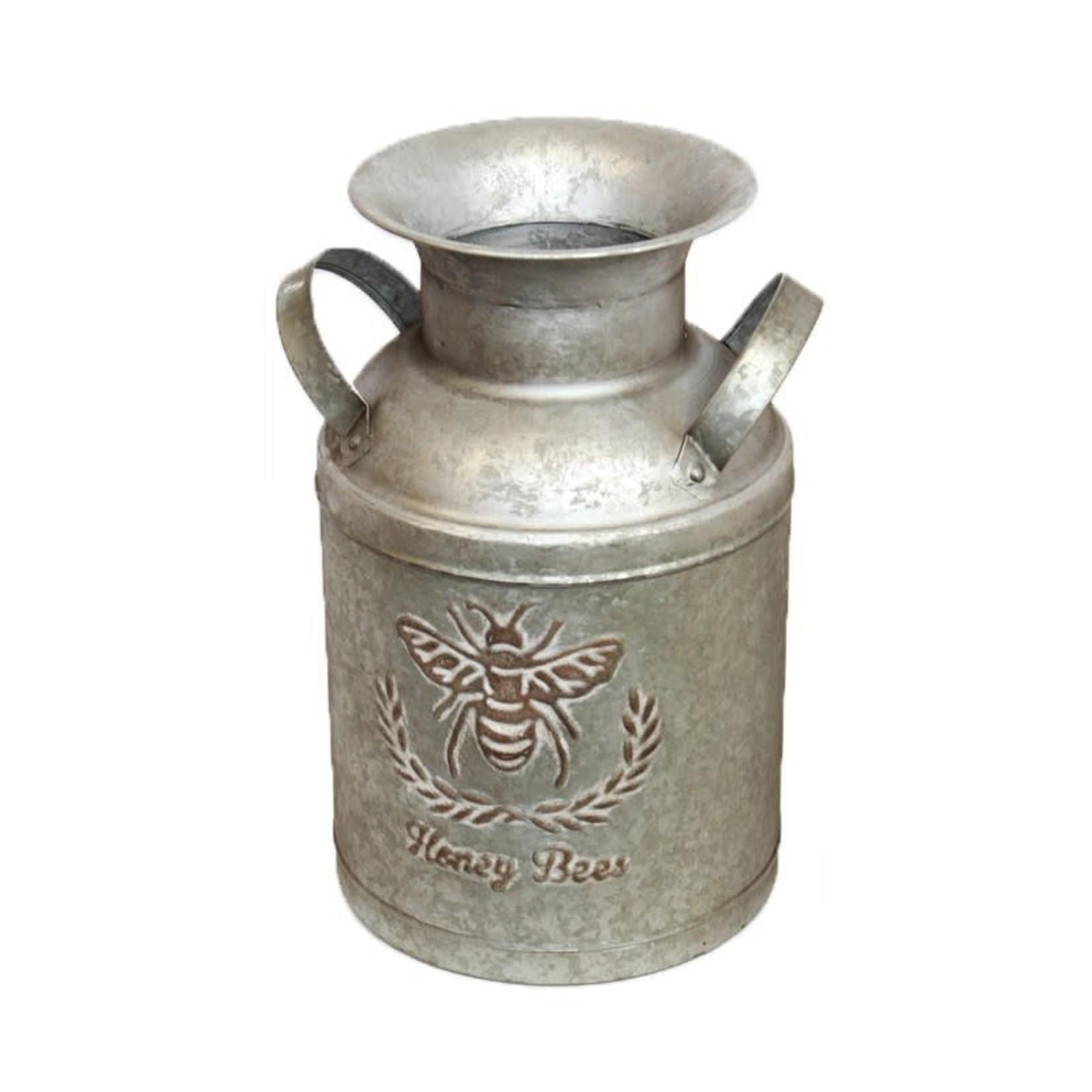 Bee Design Milk Can
