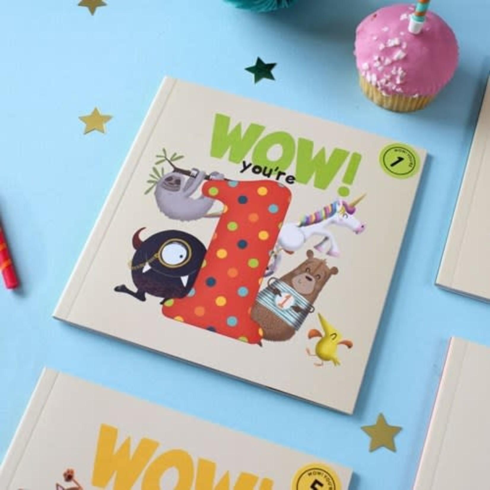 Children's Birthday Card/Book