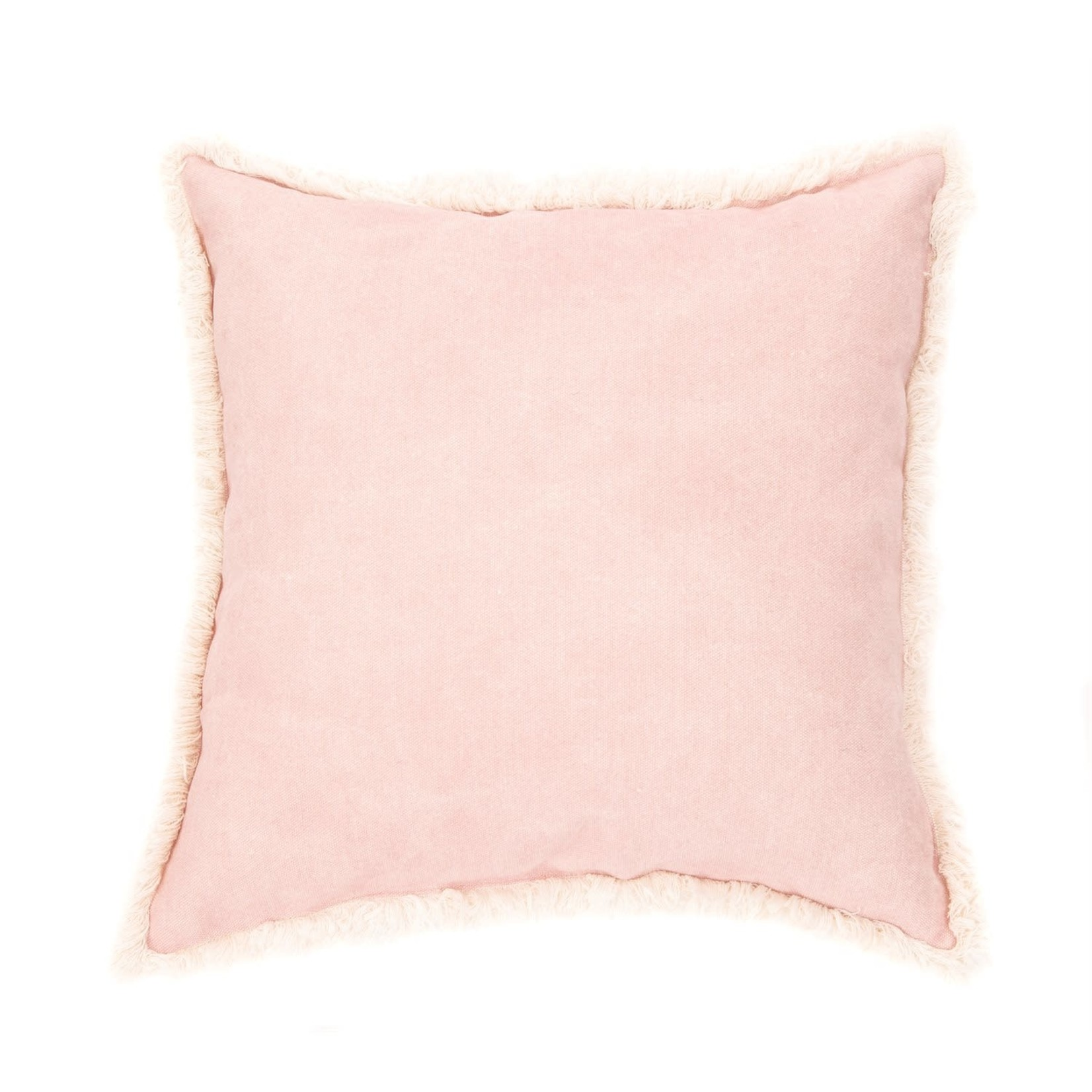 Cotton Candy Pink Cushion
