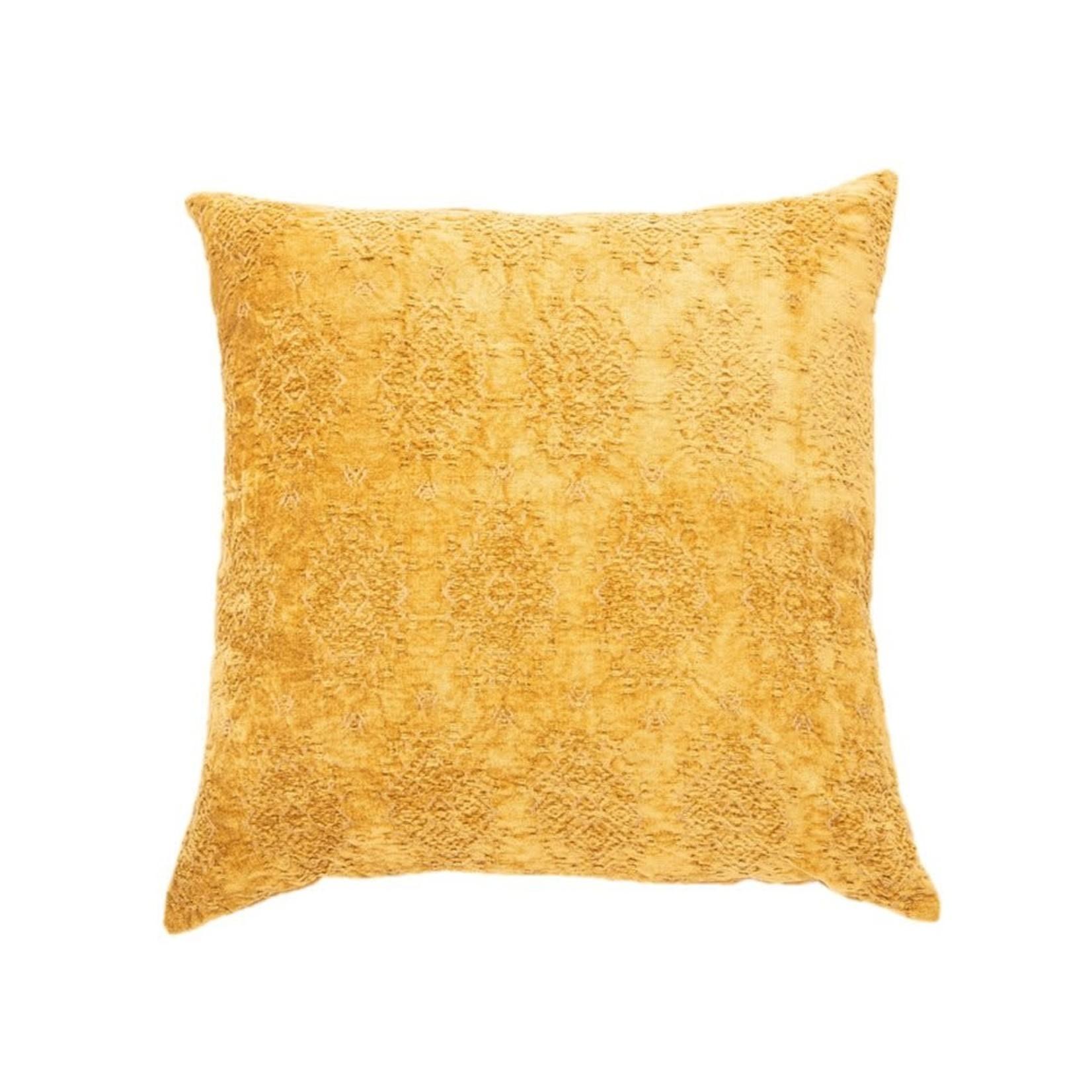 Toro Mustard European Cushion