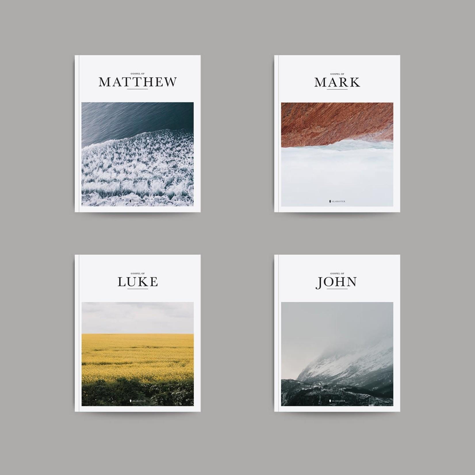 Set Of 4 Gospels - NLT