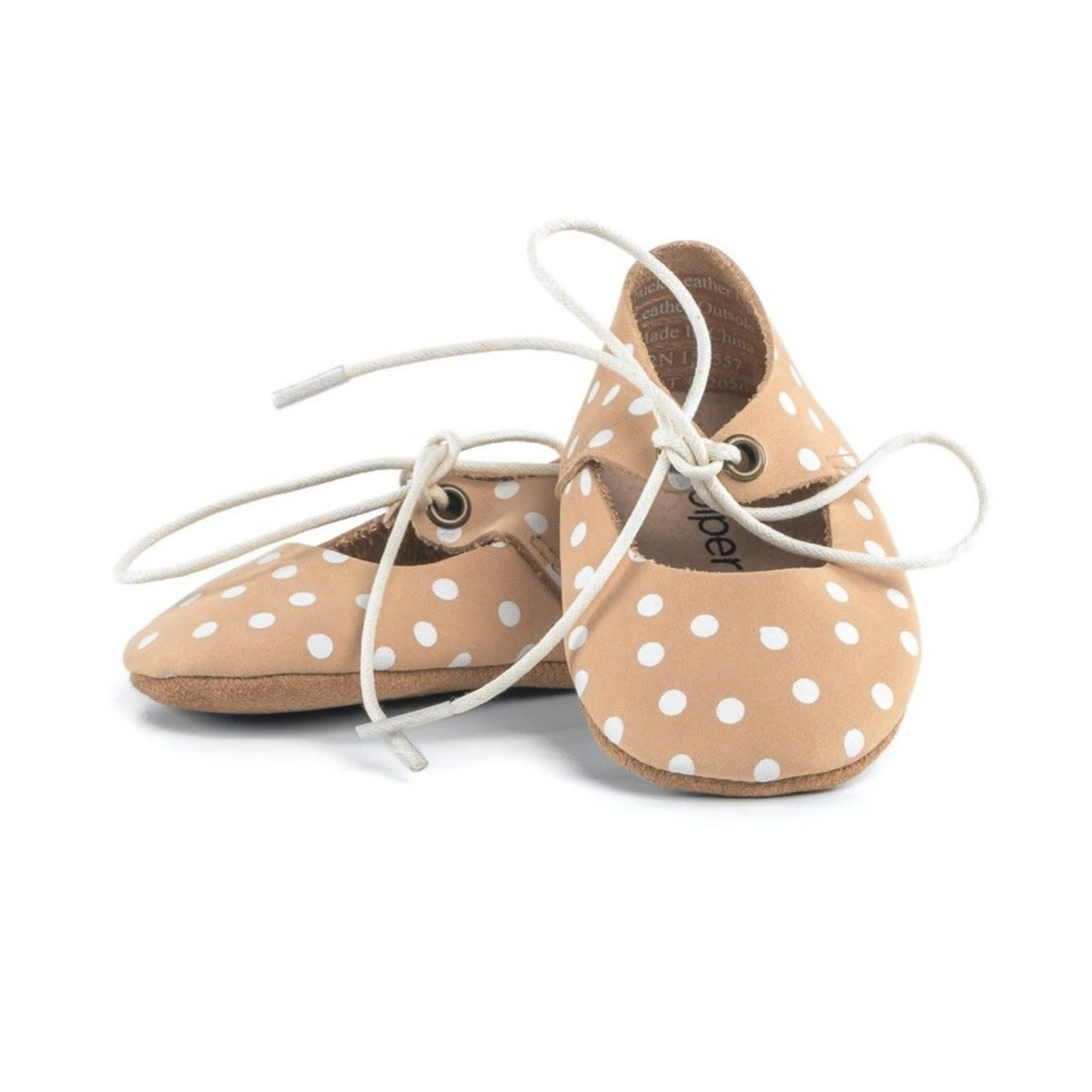 Lace Up Mary-Jane - Beverly - Soft Sole