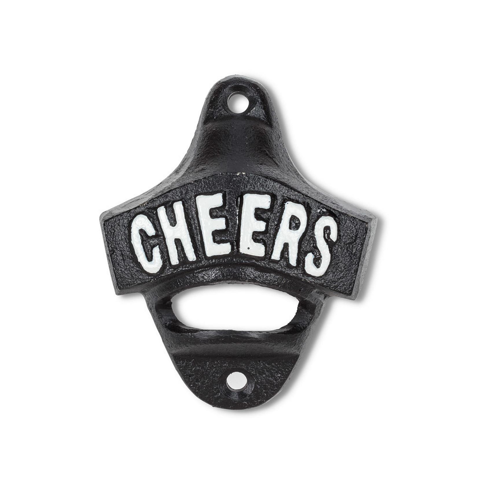 Cheers Wall Bottle Opener