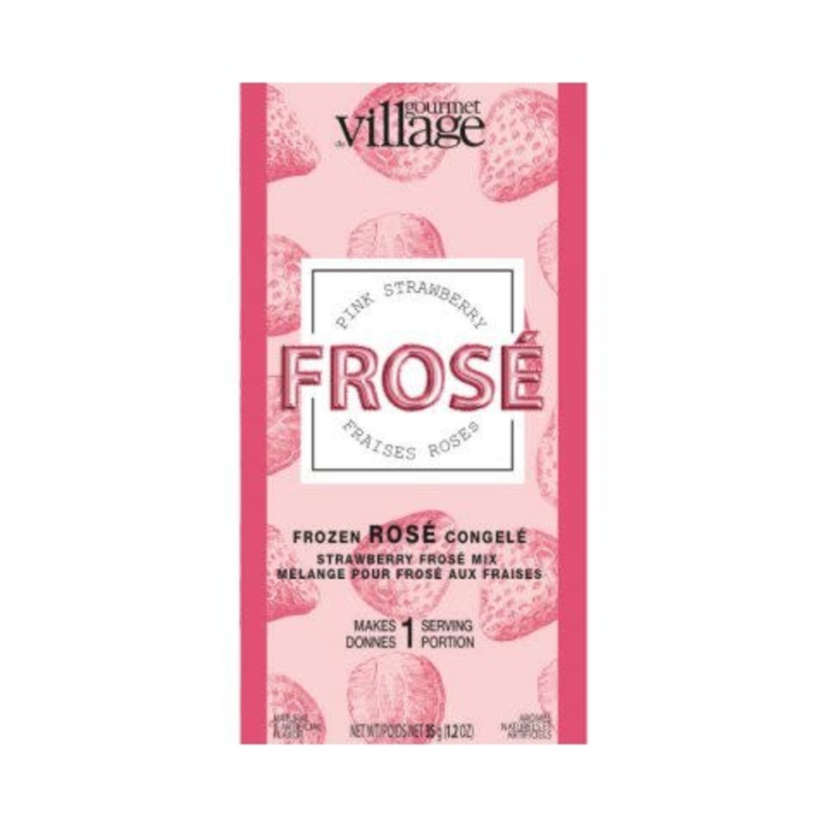 Strawberry Frose - Single Serving