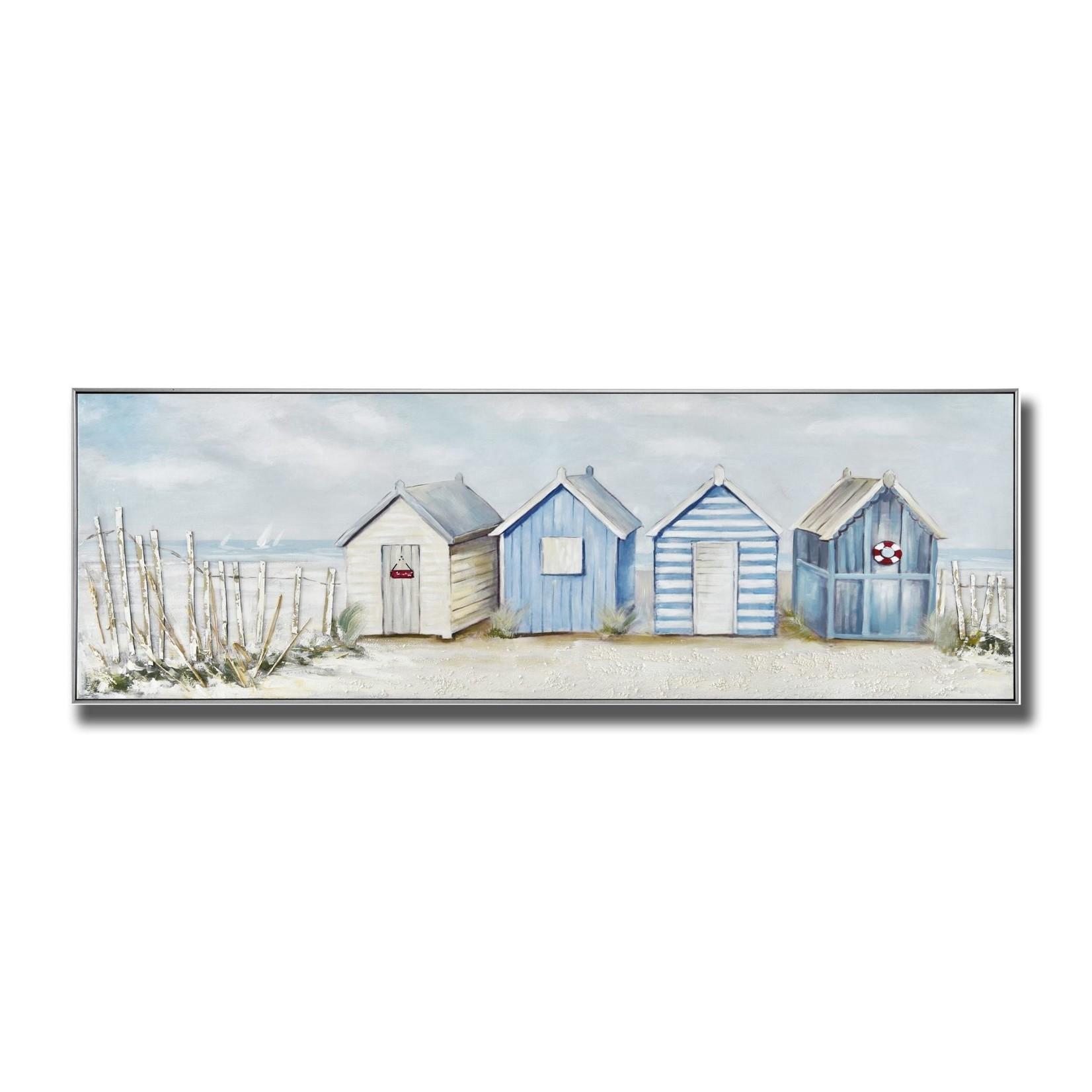 Beachview Huts