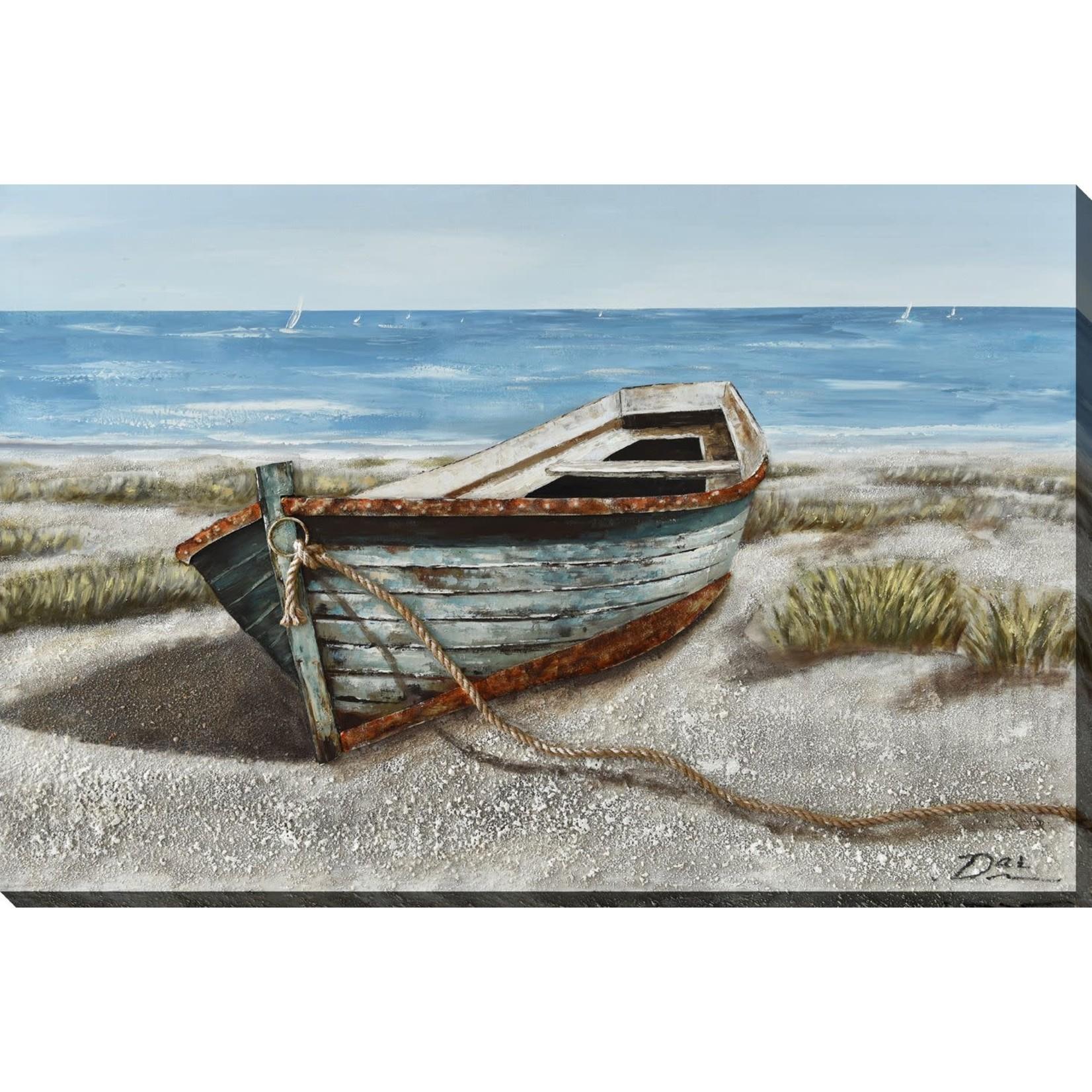 Sand Docked