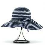 Picabo Summer Hat - Navy Blue