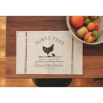 Sunny Feed Farmhouse Placemat