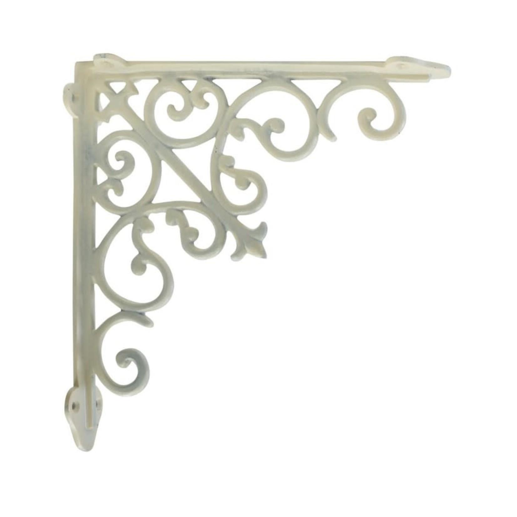 Victoria Shelf Bracket - Medium White
