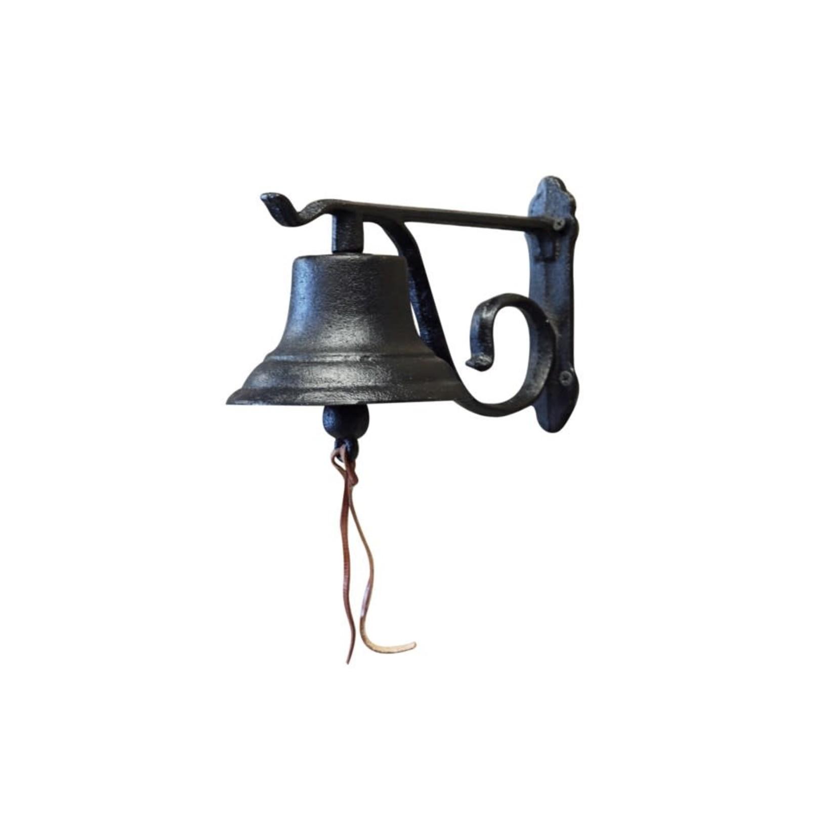 Doorbell - Small Black