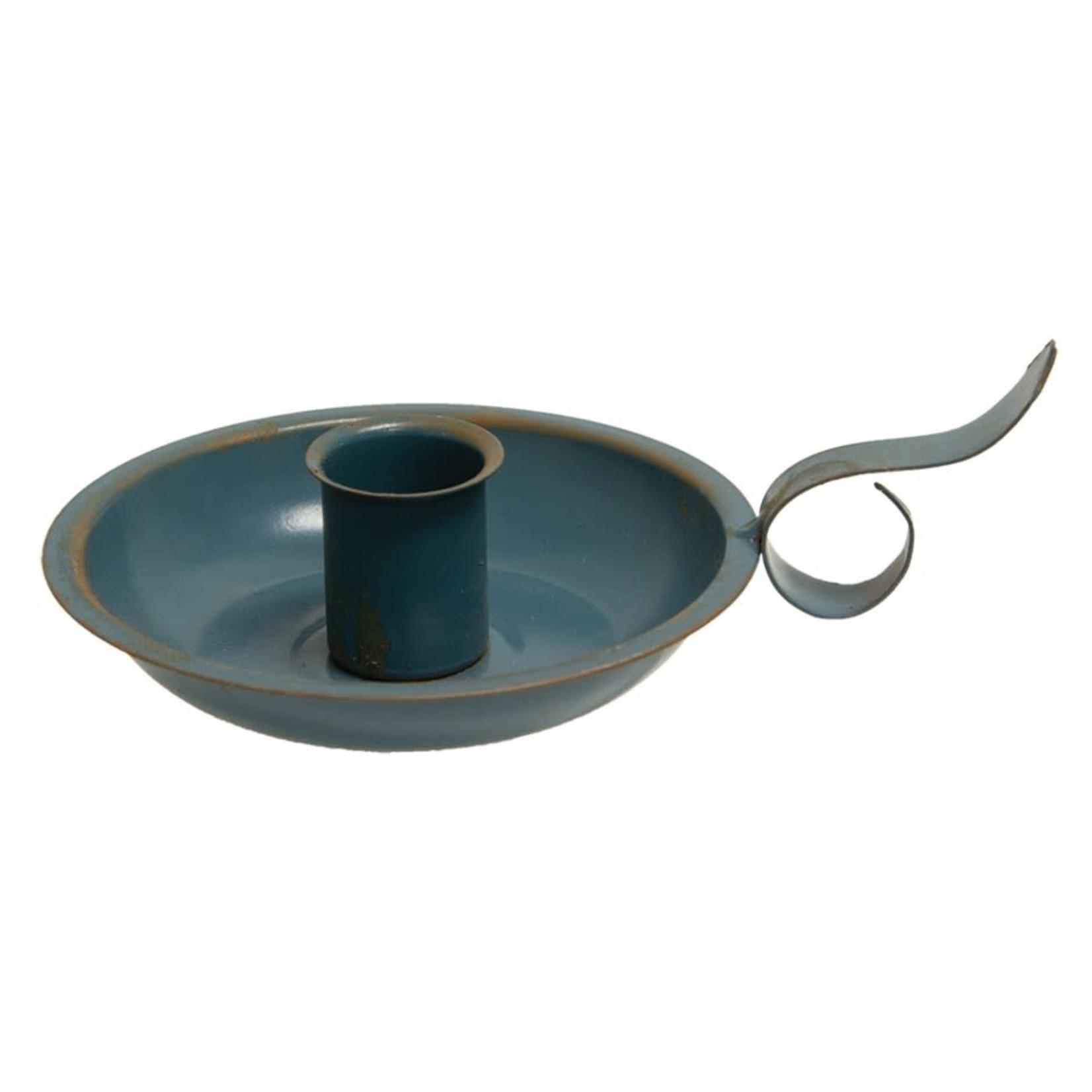 Vintage Blue Taper Pan
