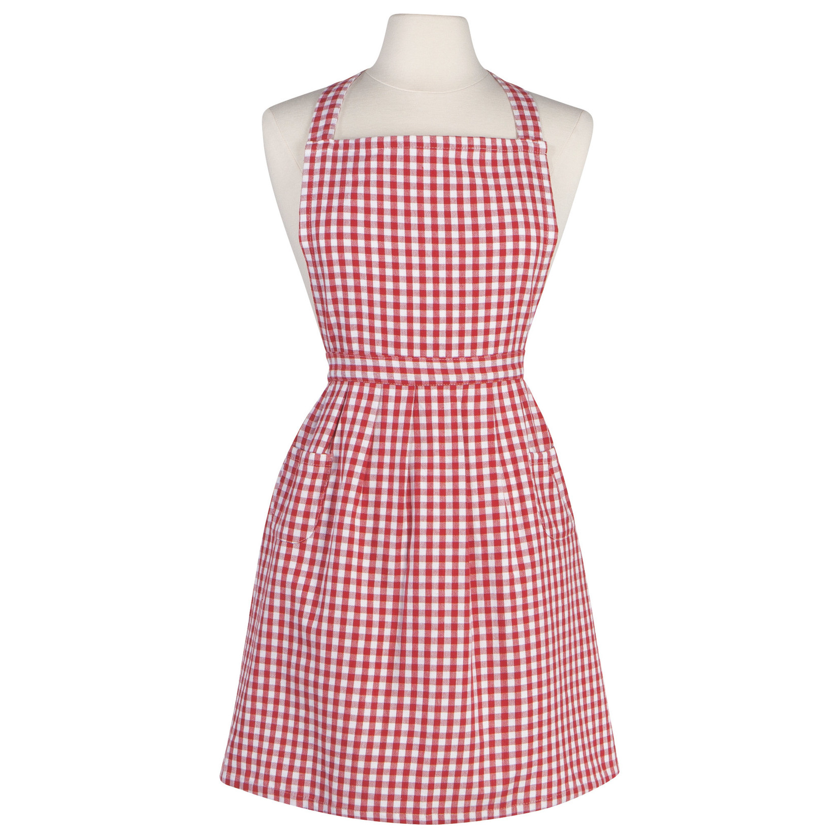 Classic Red Gingham - Apron