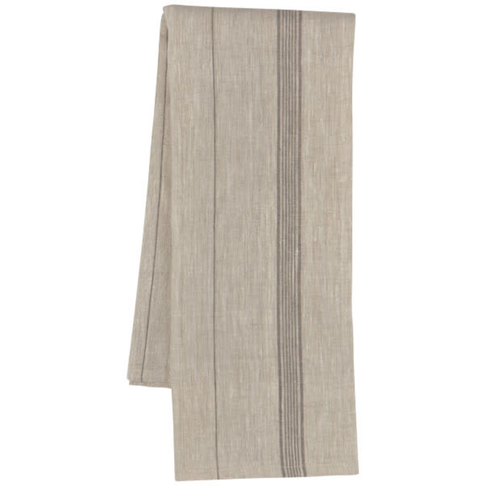 Linen Maison Stripe Shadow - Tea Towel