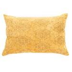 Toro Mustard Oblong Cushion