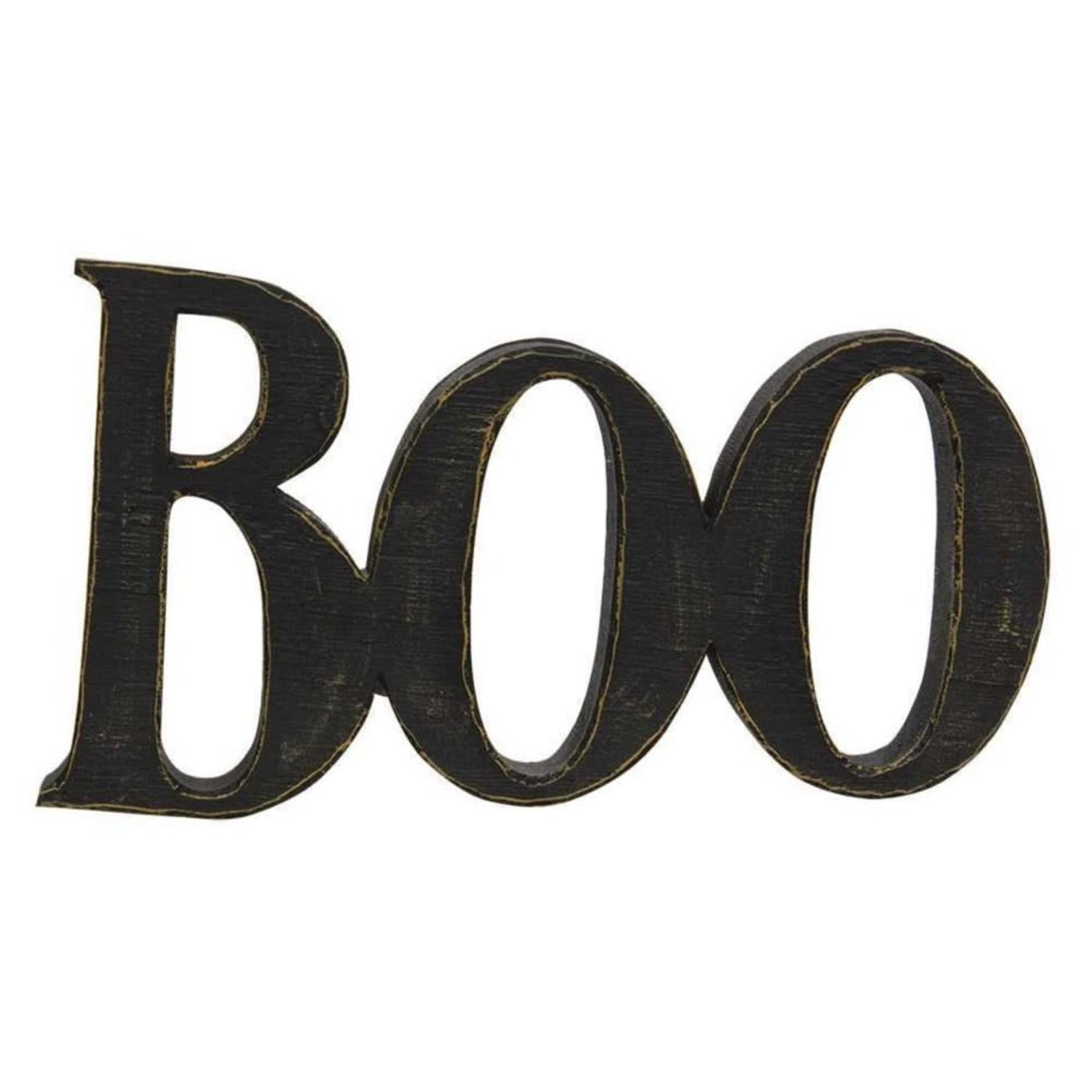 Boo Resin Sitter