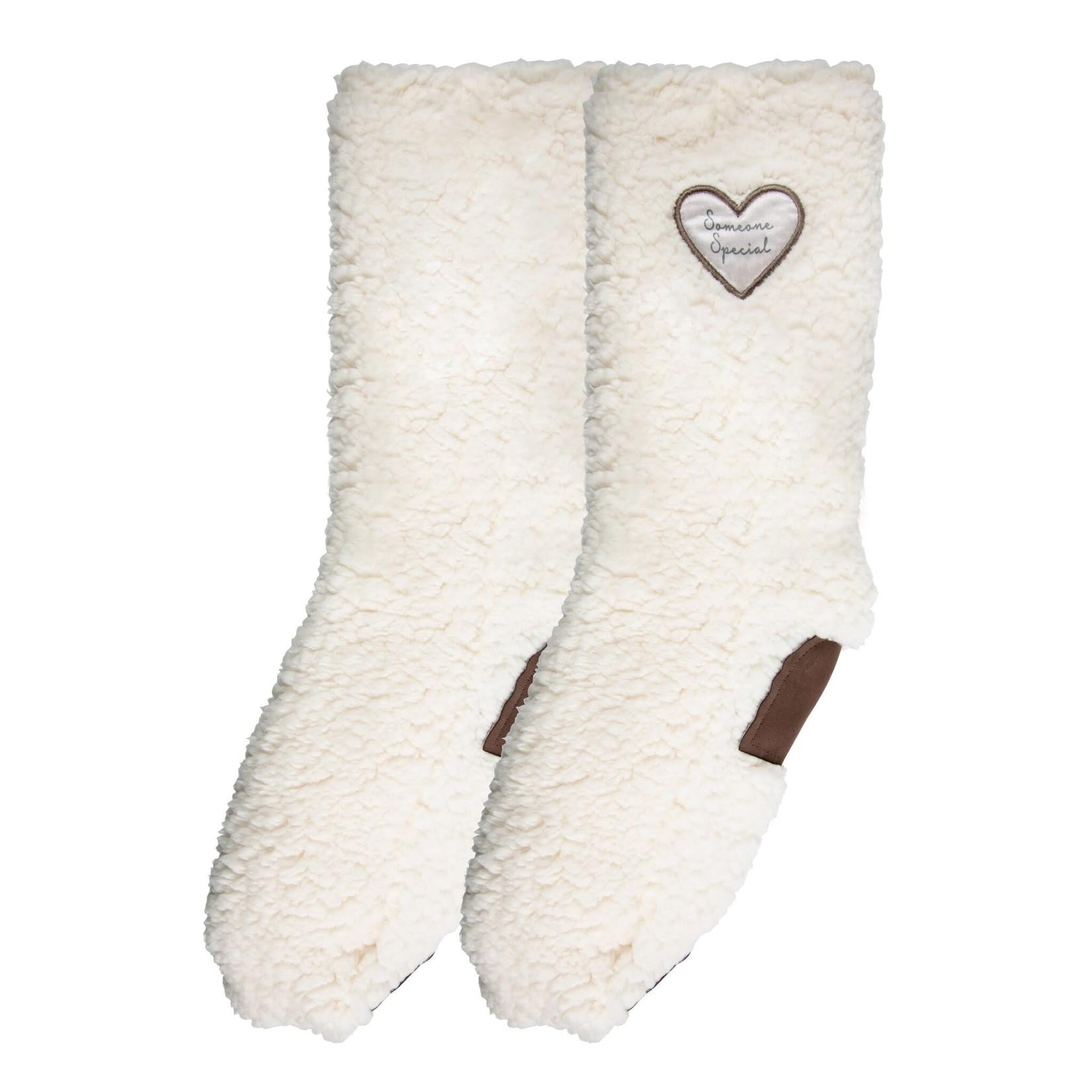 Sherpa Slipper Sock