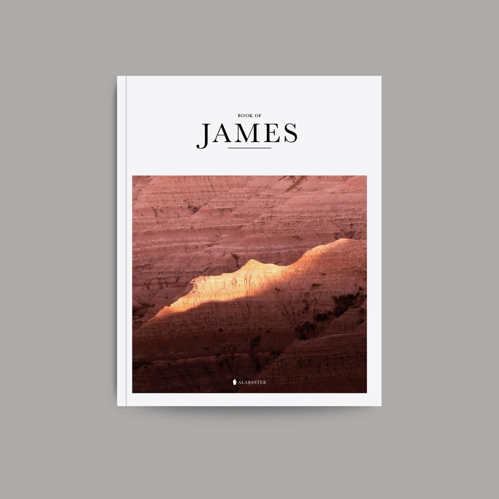 Alabaster Bible - Book Of James - NLT