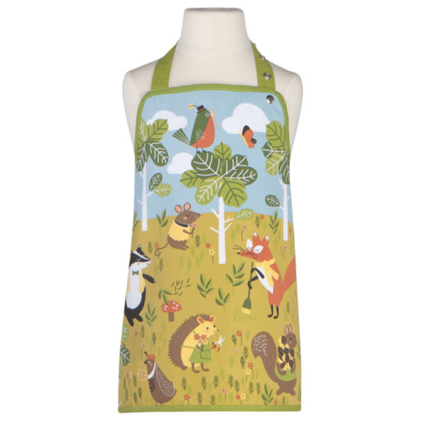 Kid Critter Capers - Apron