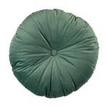 Mandarin Grey Round Cushion