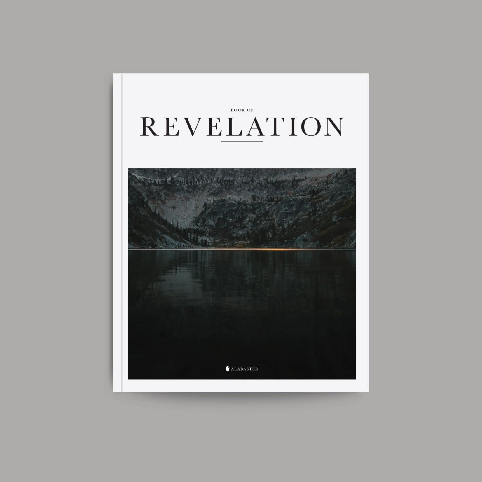 Alabaster Bible - Book Of Revelation - NLT