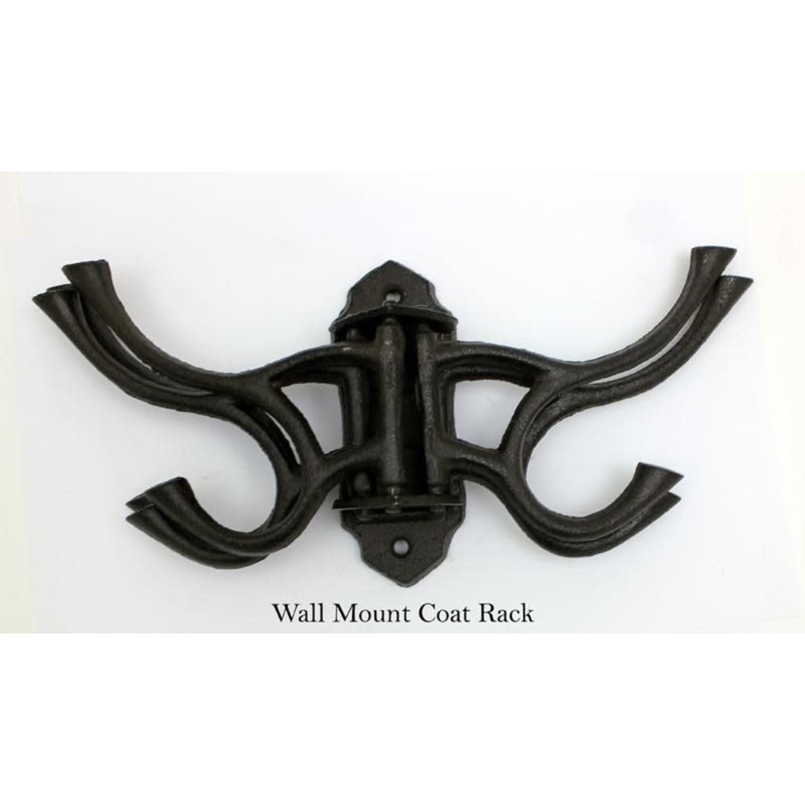 Cast Iron Coat Rack