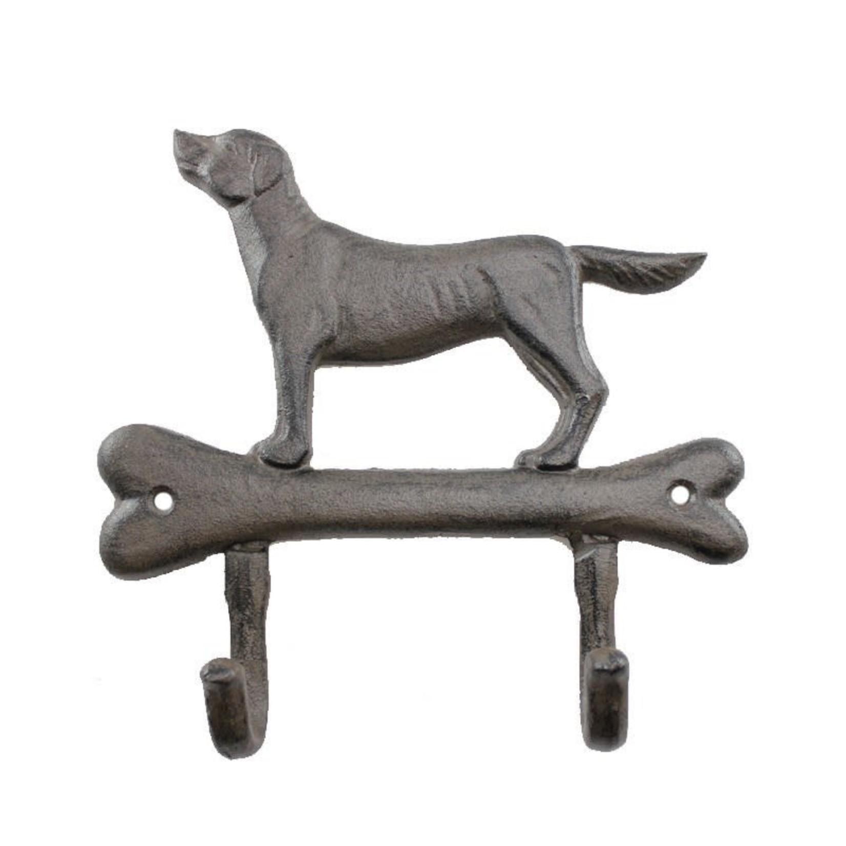 Cast Iron Dog Bone Hook