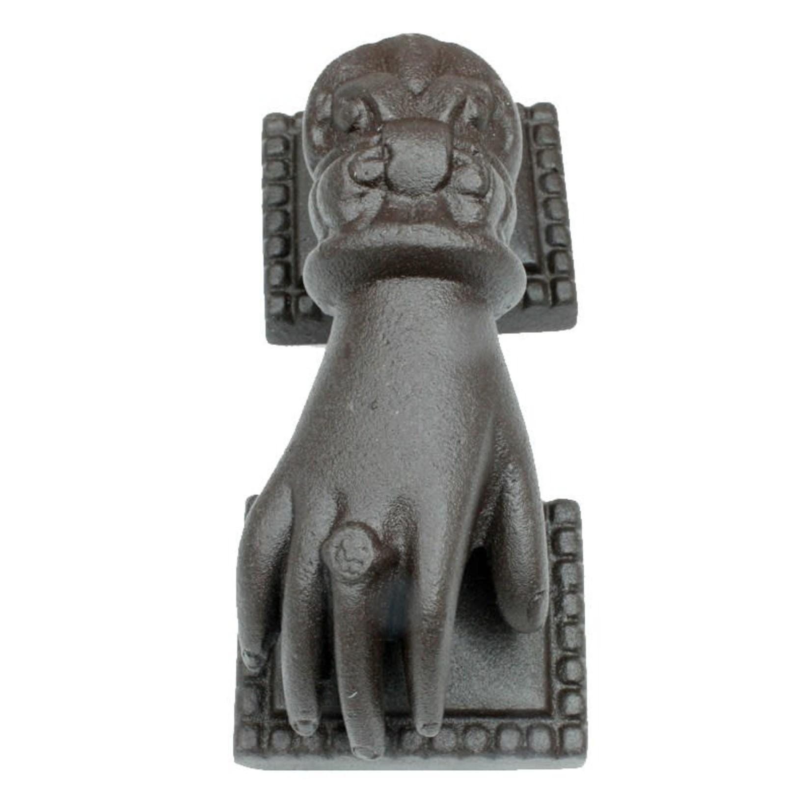 Cast Iron Hand Door Knocker