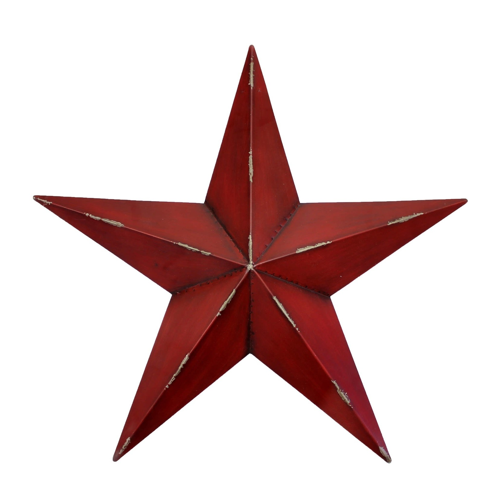 Star Wall Decor - Red