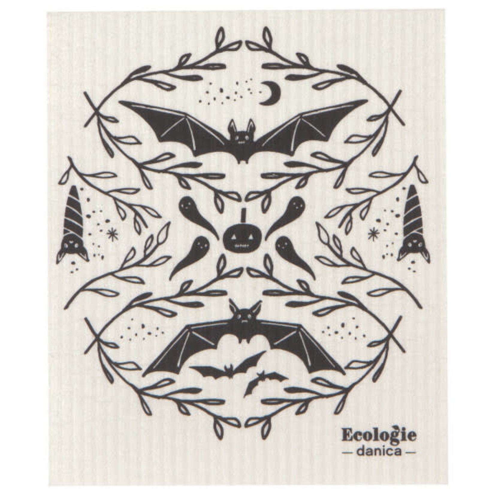 Swedish Dishcloth - Fangtastic