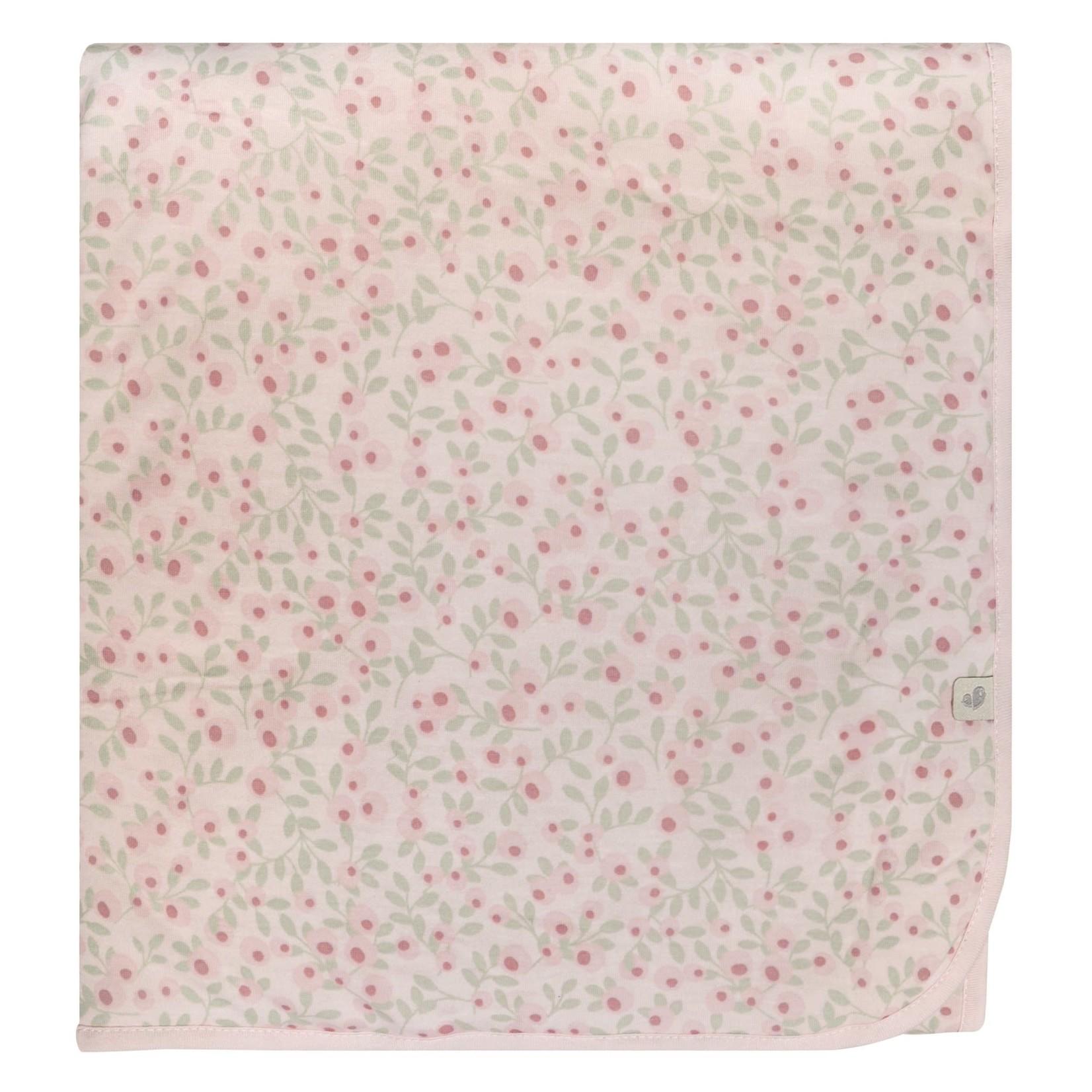 Bamboo Blanket - Flowers