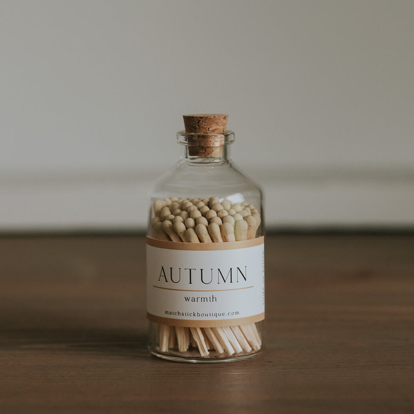 Autumn Warmth - Matches