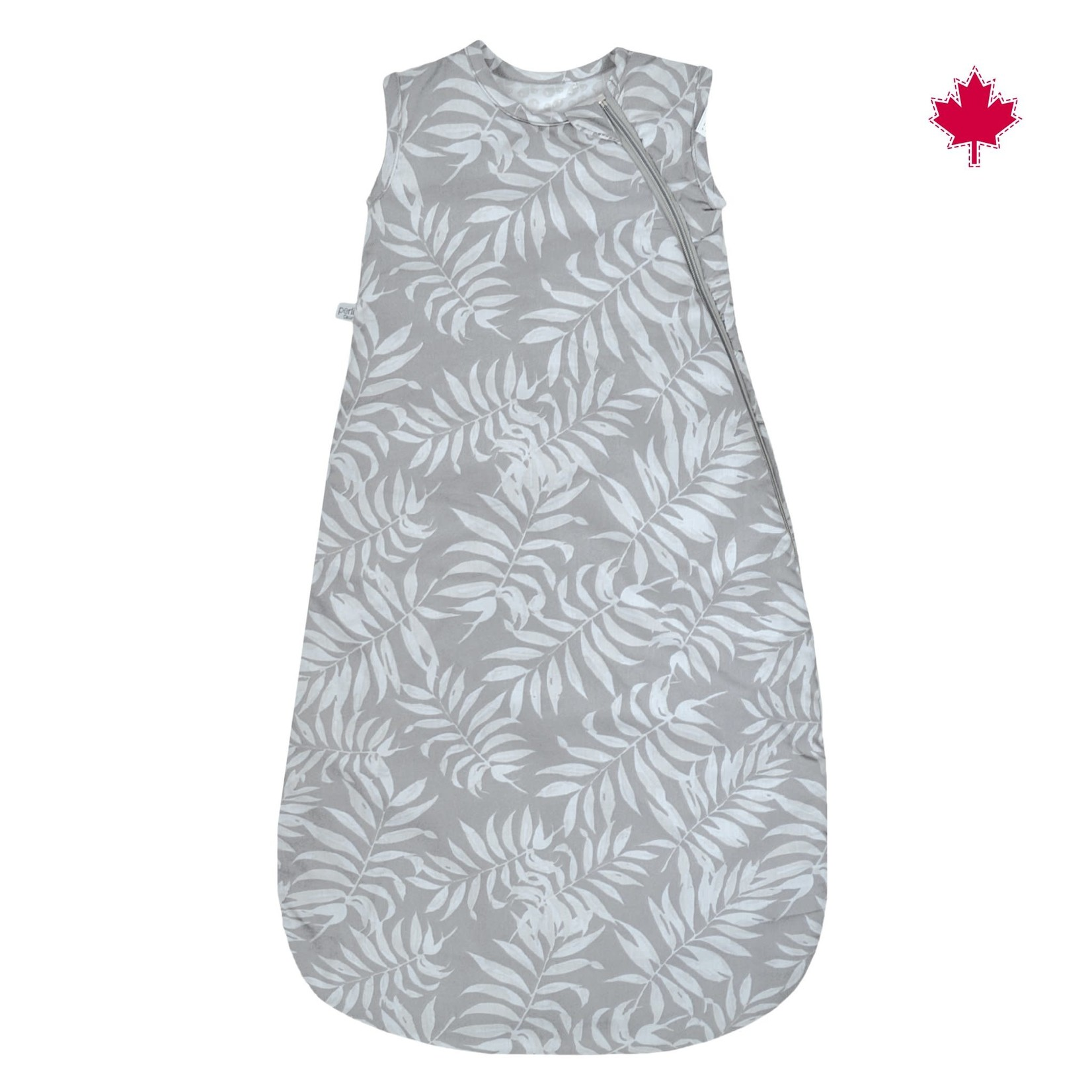 Woven Cotton Sleepbag - Tropical Grey