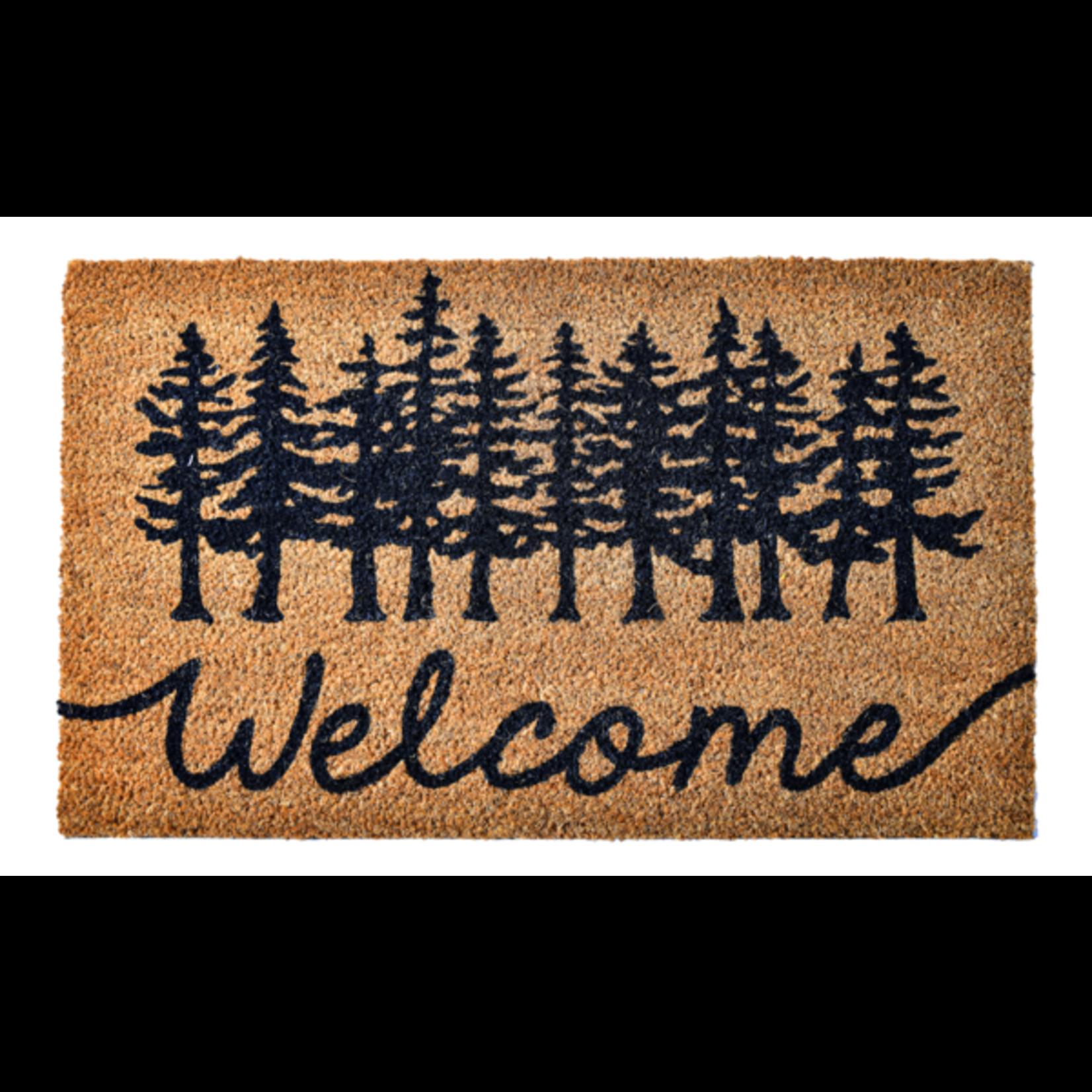 Welcome Forest - Doormat