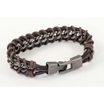 Karma - Brown Bracelet