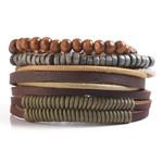 Corded Bracelet