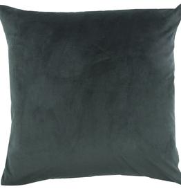 renwill Bengal Dark Olive Linen Back Cushion